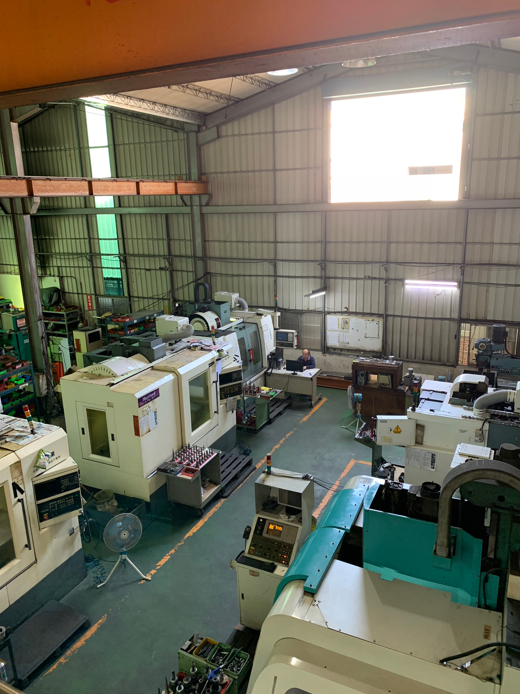 Introduction of Mold Factory